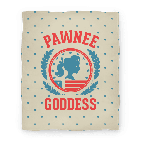 Pawnee Goddess Blanket