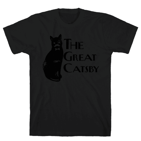The Great Catsby Mens T-Shirt