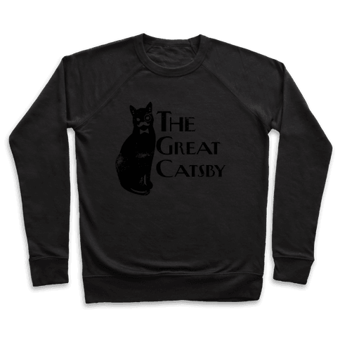The Great Catsby Pullover