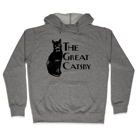 The Great Catsby Hooded Sweatshirt