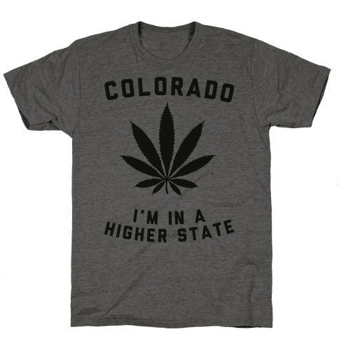 I'm in a Higher State of Mind (Colorado)