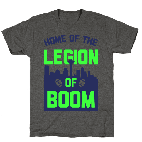 Home of the Legion of Boom