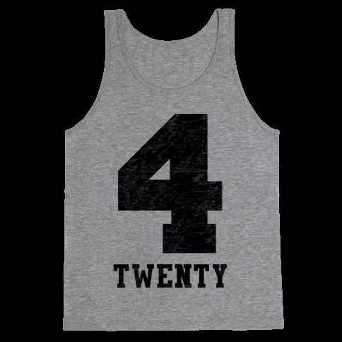4 Twenty (smoker tank)