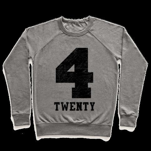 4 Twenty (smoker tank) Pullover