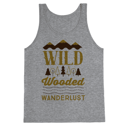 Wild Wooded Wanderlust
