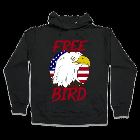 Free Bird Hooded Sweatshirt