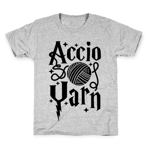 Accio Yarn Kids T-Shirt