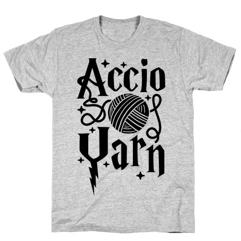 Accio Yarn Mens T-Shirt