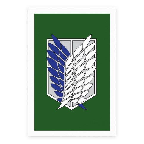 Scouting Legion Canvas Poster