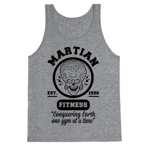 Martian Fitness Tank Top