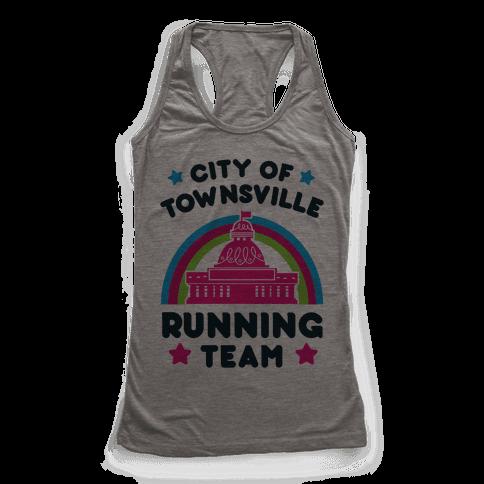 City Of Townsville Running Team