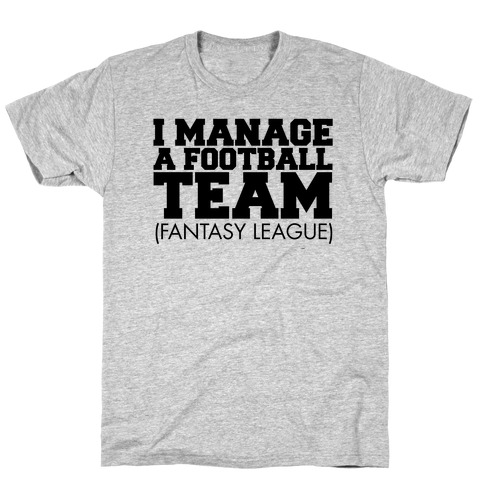 Football Manager T-Shirt