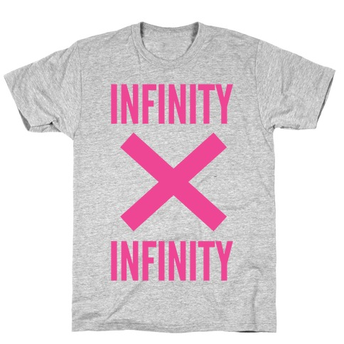 Infinity Times Infinity T-Shirt
