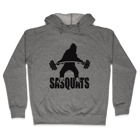 Sasquats Hooded Sweatshirt