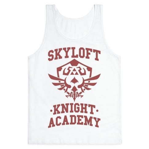 Skyloft Knight Academy Tank Top
