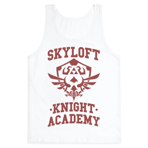 Skyloft Knight Academy Tank Top