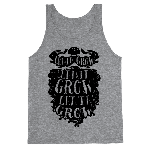 Let It Grow Tank Top