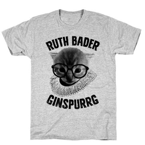 Ruth Bader Ginspurrg (Vintage) T-Shirt