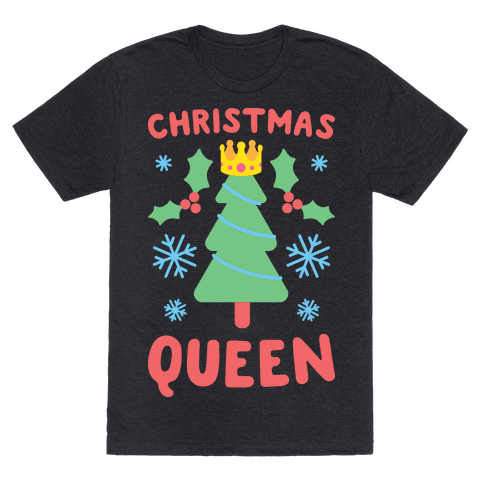 Christmas Queen (White)