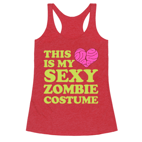 This Is My Sexy Zombie Costume
