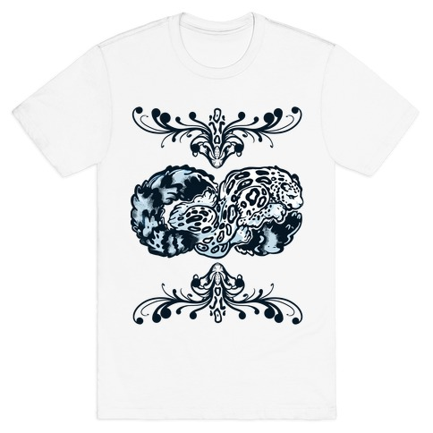 Infinity Snow Leopard T-Shirt