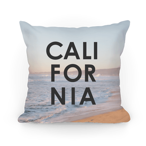 California Pillow Pillow