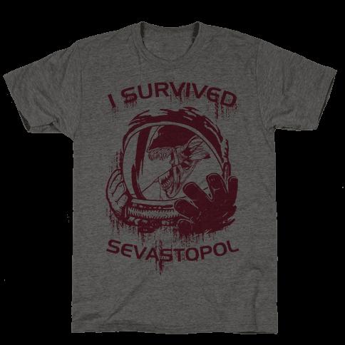 I Survived Sevastopol