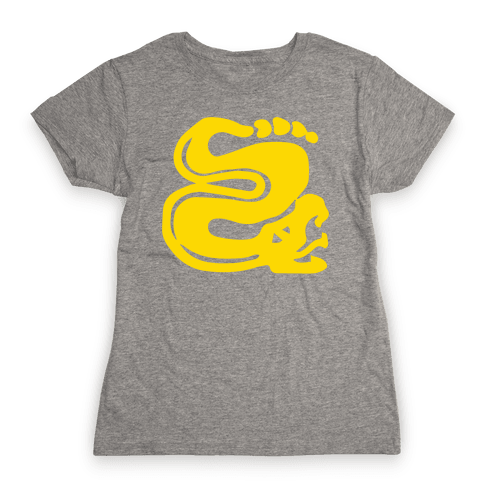 Silver Snakes Womens T-Shirt