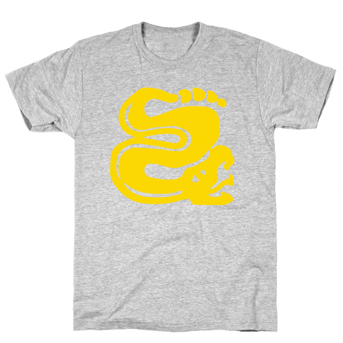 Silver Snakes Mens T-Shirt