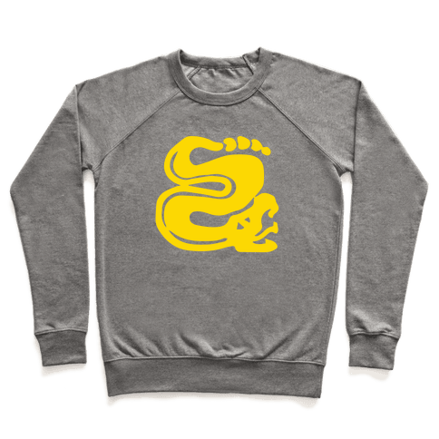 Silver Snakes Pullover