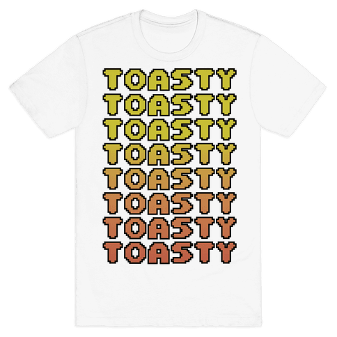 Toasty Mens T-Shirt