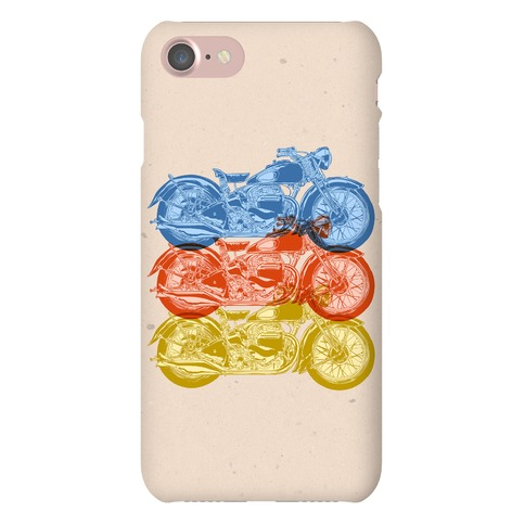 Motorcycle Phone Case