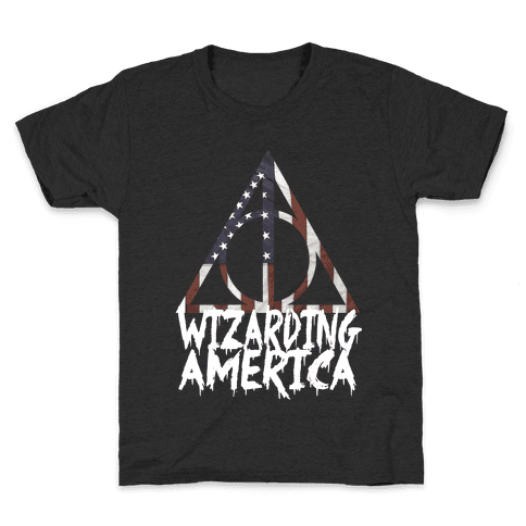 Wizarding America Kids T-Shirt