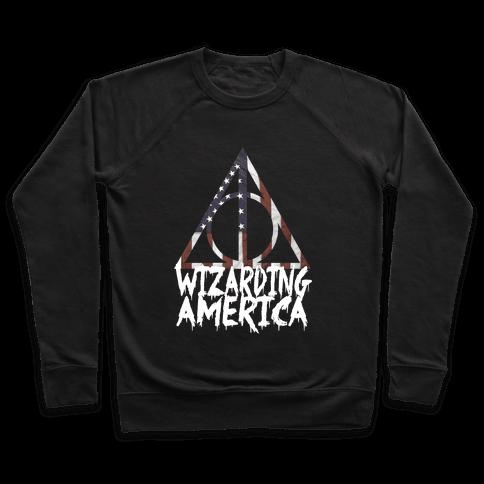 Wizarding America Pullover