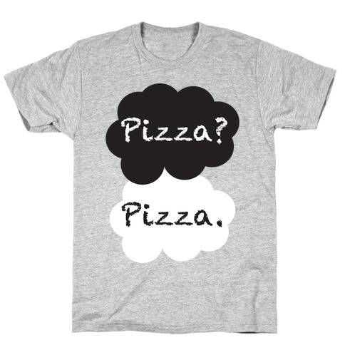 The Fault In Our Pizza T-Shirt