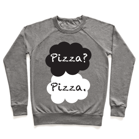 The Fault In Our Pizza Pullover