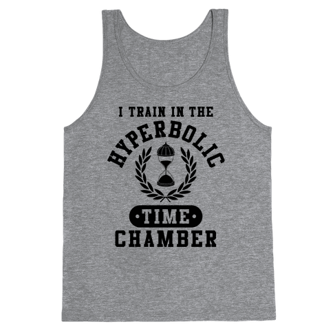 Hyperbolic Time Chamber Tank Top
