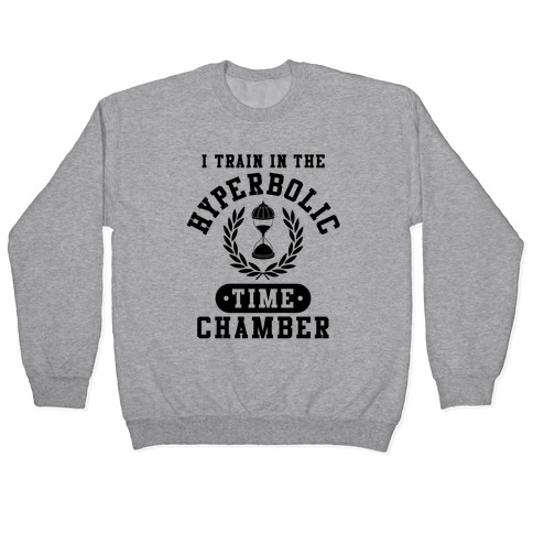 Hyperbolic Time Chamber Pullover