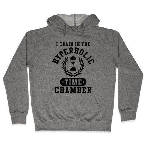 Hyperbolic Time Chamber Hooded Sweatshirt