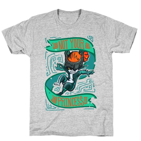 Midna: Not Your Princess T-Shirt