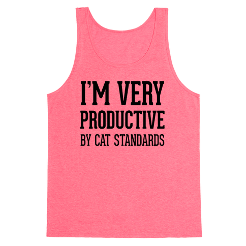 I'm Very Productive Tank Top