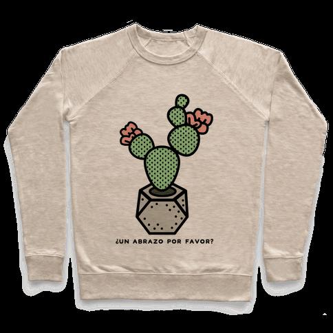 Cactus Hugs Pullover