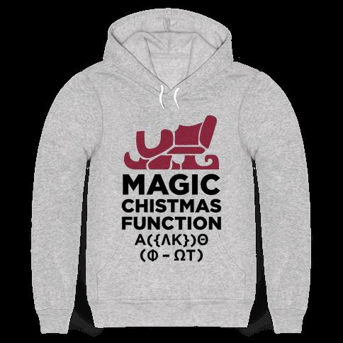 Magic Christmas Function