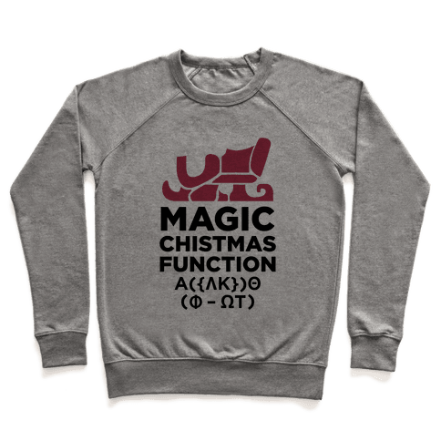 Magic Christmas Function Pullover