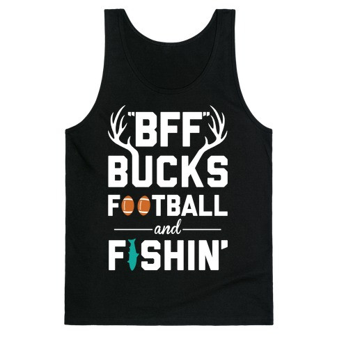 Country BFF Tank Top