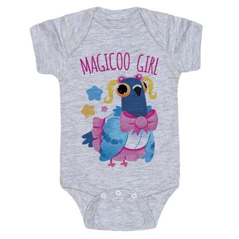 Magicoo Girl Baby Onesy