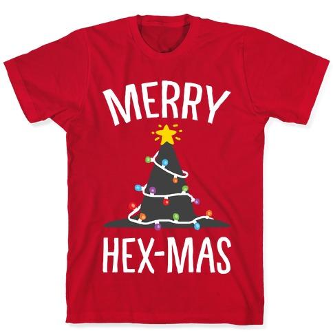Merry Hex-Mas T-Shirt