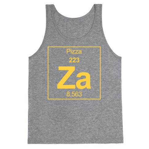 Pizza Tank Top