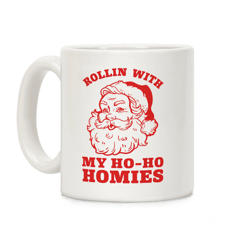 Rollin' With My Ho Ho Homies