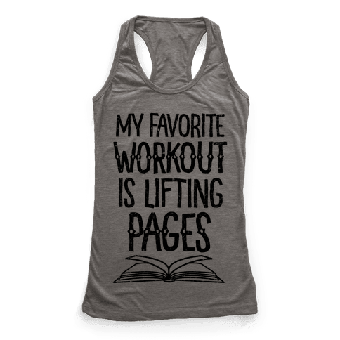 My Favorite Workout is Lifting Pages